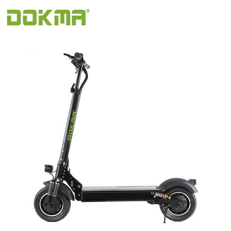 Hot sale best quality 60v bigger powerfull motor electric scooter for adult DOKMA