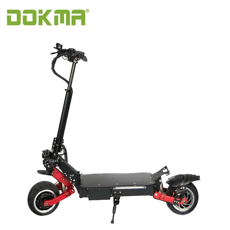 Dual motor 3200W hot sale Korea style electric scooter DOKMA